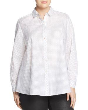 Marina Rinaldi Badiana Oversized Printed Shirt