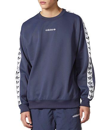 first look professional sale exquisite design Adidas Originals TNT Tape Sweatshirt   Bloomingdale's