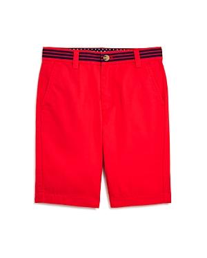 Boys Vineyard Vines Summer Twill Usa Breaker Shorts