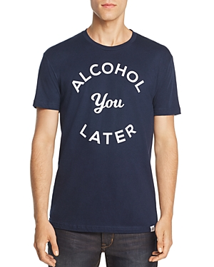 Kid Dangerous Alcohol You Later Graphic Tee