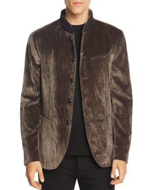 John Varvatos Collection Velvet Sport Coat