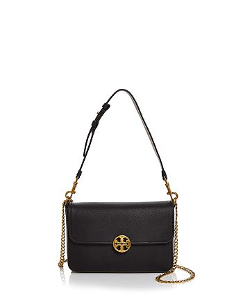 eeafe90e6175 Tory Burch - Chelsea Leather Convertible Shoulder Bag