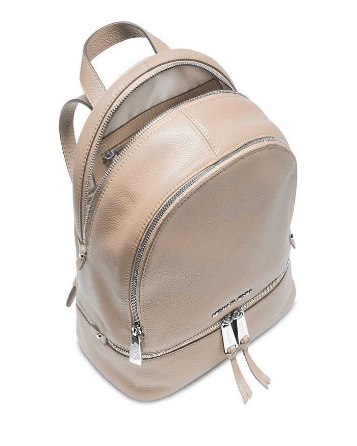 f7186071fb MICHAEL Michael Kors - Rhea Zip Medium Leather Backpack