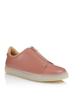 Pairs in Paris - Women's Milton Zip Sneakers - 100% Exclusive