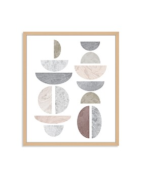 PTM Images - Moons Halved II Wall Art - 100% Exclusive