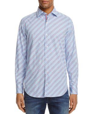TailorByrd Mazzard Regular Fit Button-Down Shirt