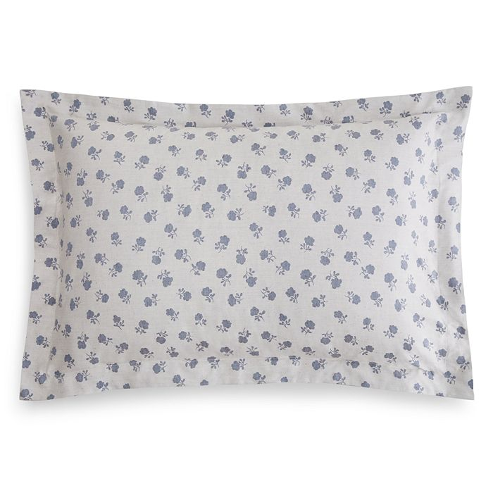 Amalia Home Collection - Lili Floral Jacquard Queen Sham - 100% Exclusive