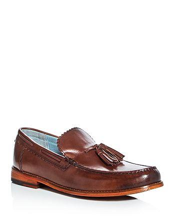 Grenson - Grayson Tassel Loafers
