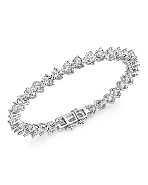 Click here for Diamond Tennis Bracelet in 14K White Gold  3.0 ct.... prices