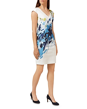 Hobbs London Jennifer Printed Dress