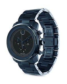 Movado - BOLD Large Chronograph, 44mm