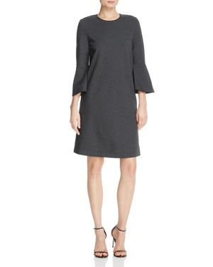 Lafayette 148 New York Punto Milano Sidra Bell Sleeve Dress - 100% Exclusive
