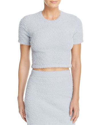 Finders Keepers - Wildfire Knit Crop Top