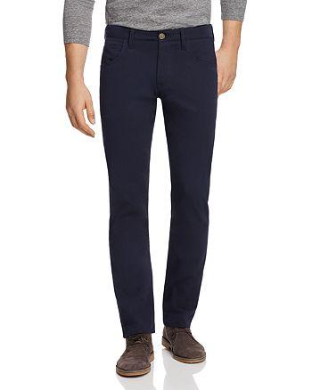 Robert Graham - Tanner Five-Pocket Slim Fit Pants