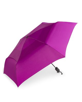SHEDRAIN Windpro Vented Automatic Compact Umbrella in Hyacinth Purple