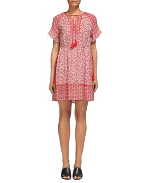 Whistles Juana Alisha Printed Dress
