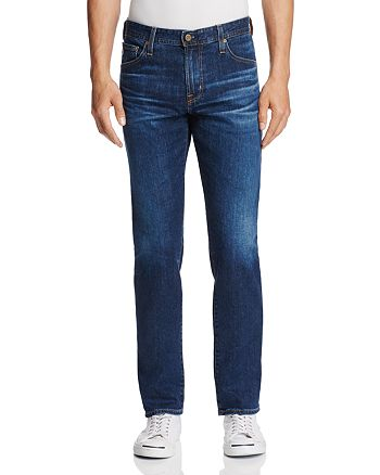 AG - Graduate New Tapered Slim Straight Fit Jeans in 6 Years Projector