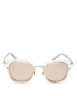 Dior - Women's Origins 2 Square Mirror Sunglasses, 48mm