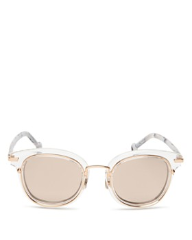 Dior - Women's Origins 2 Square Mirror Sunglasses, 48mm