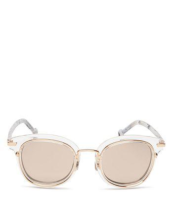 fb122b65f9f Dior - Women s Origins 2 Square Mirror Sunglasses