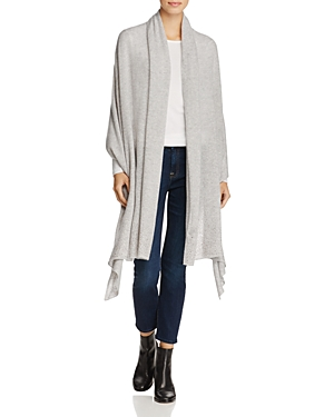 C by Bloomingdales Cashmere Studded Wrap - 100% Exclusive