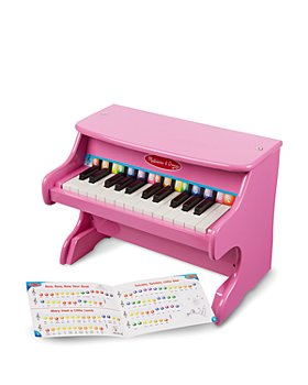 Melissa & Doug - Pink Piano - Ages 3+