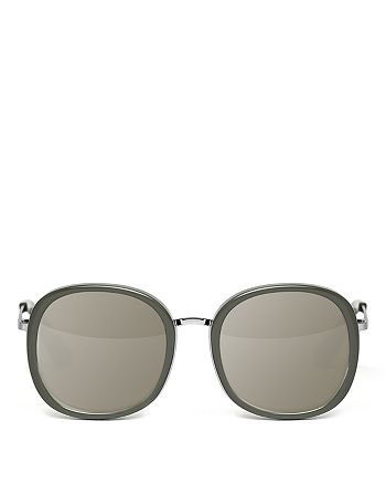 Elizabeth and James - Women's Jones Mirrored Sunglasses, 51mm