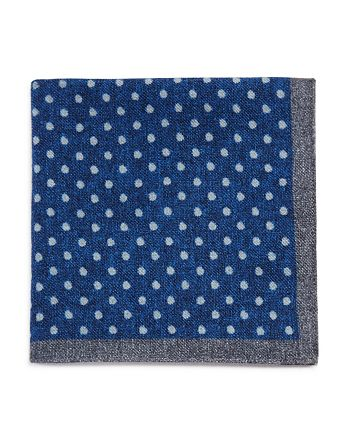 BOSS - Medium Dot Neat Pocket Square