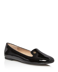 Tory Burch - Women's Samantha Patent Leather Loafers