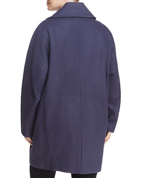 Marc New York Plus - Wendy Notched Collar Coat