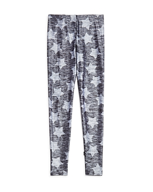 Terez Girls' Star Print Leggings - Little Kid