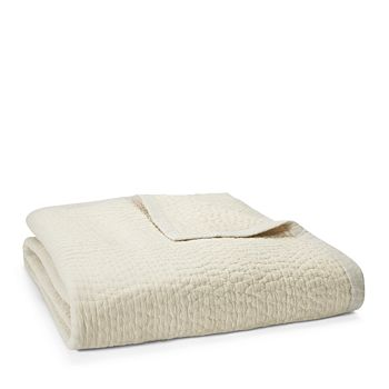 Oake - Linen Coverlet, King - 100% Exclusive