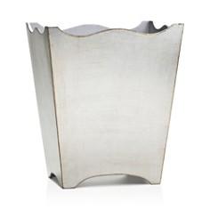 Labrazel Classico Silver Wastebasket - Bloomingdale's Registry_0