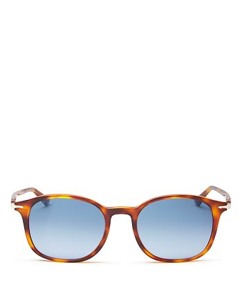 Persol - Men's Officina Collection Rectangle Sunglasses, 51mm
