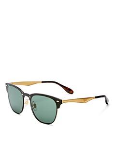 Ray-Ban - Unisex Blaze Rimless Wayfarer Sunglasses, 54mm