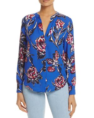 Finn & Grace Floral-Print Shirt - 100% Exclusive