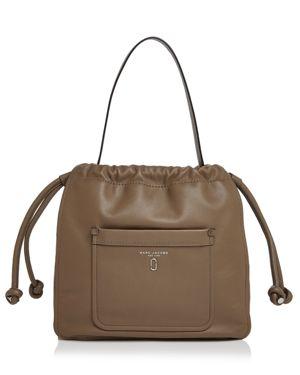 Marc Jacobs Tied Up Leather Shoulder Bag 2657675