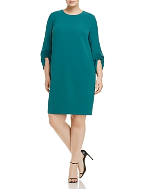 Lafayette 148 New York Plus Tory Shift Dress