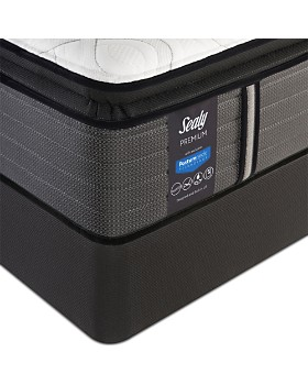 Sealy Posturepedic - Satisfied Plush Euro Pillow Top Mattress Collection