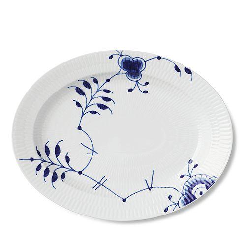 Royal Copenhagen - Blue Mega Oval Platter
