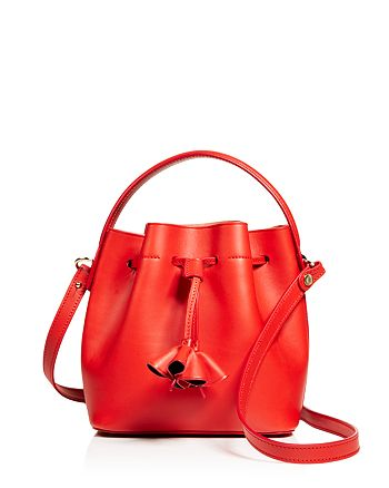 Celine Lefebure - Karin Mini Leather Bucket Bag - 100% Exclusive