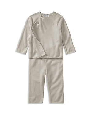 Ralph Lauren Childrenswear Boys Fleece Shirt  Pants Set  Baby