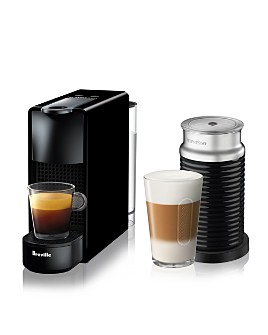 Nespresso - Essenza Mini Espresso Machine Bundle by Breville