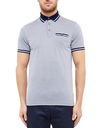 Ted Baker - Doug Soft Touch Regular Fit Polo