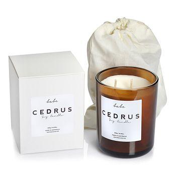 Babe - Large Cedrus Candle