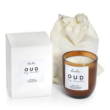 Babe - Small Oud Candle