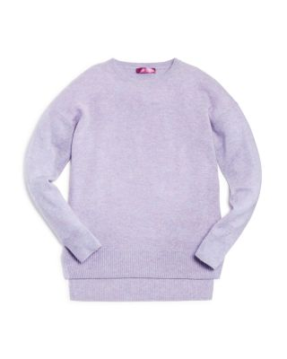 Girls' Cashmere Sweater, Big Kid   100 Percents Exclusive by Aqua