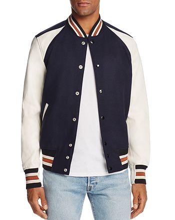 COACH - 1941 Icon Color-Block Varsity Jacket