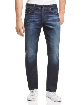 GRADUATE SLIM STRAIGHT FIT JEANS IN 4 YEARS GONE