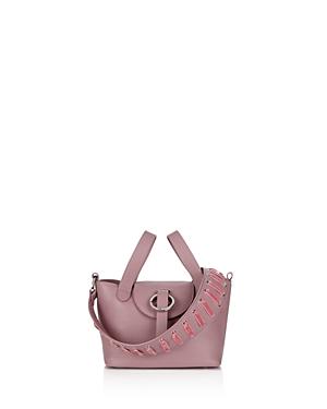 meli melo Thela Embellished Strap Mini Leather Satchel